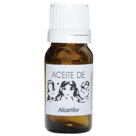 ACEITE ALCANFOR