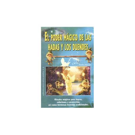 EL PODER MAGICO DE LAS HADAS Y DUENDES