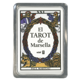 EL TAROT DEL MARSELLA (KIT)