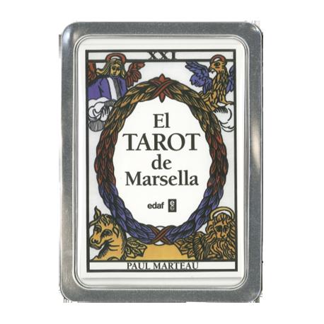 EL TAROT DEL MARSELLA (KIT)