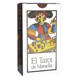 EL TAROT DE MARSELLA (CON MANUAL EXPLICATIVO)