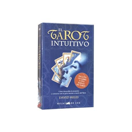 EL TAROT INTUITIVO ESTUCHE (LIBRO MAS CARTAS)