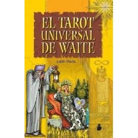 EL TAROT UNIVERSAL WAITE ESTUCHE (LIBRO MAS
