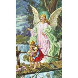 ESTAMPA ANGEL DE LA GUARDA