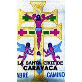 ESTAMPA CRUZ DE CARAVACA