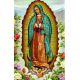 ESTAMPA GUADALUPE VIRGEN (MEXICO)