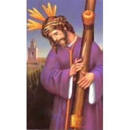 ESTAMPA JESUS DEL GRAN PODER