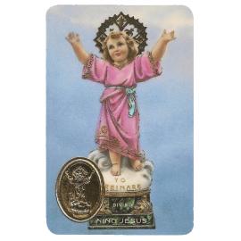 ESTAMPA MED NIÑO DIVINO JESUS