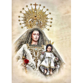 ESTAMPA REMEDIOS VIRGEN