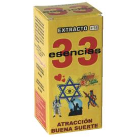 EXTRACTO 33 ESENCIAS