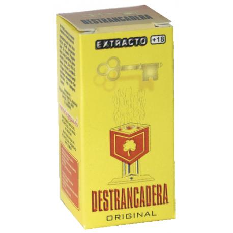 EXTRACTO DESTRANCADERA