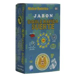 JABON DOBLE RAPIDA SUERTE