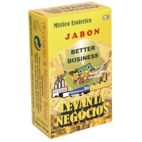 JABON LEVANTA NEGOCIO