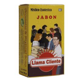 JABON LLAMA CLIENTE