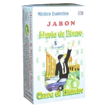 JABON LLUVIA DE DINERO
