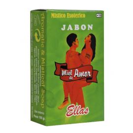 JABON MIEL DE AMOR ELLAS