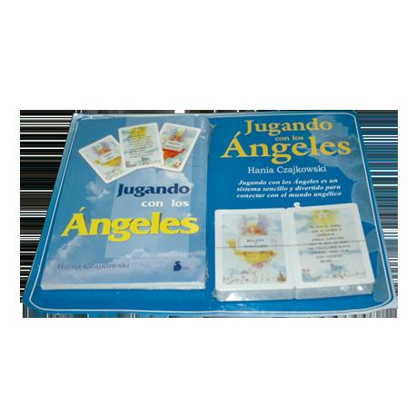 JUGANDO CON LOS ANGELES (BLEASTER CON LIBRO)