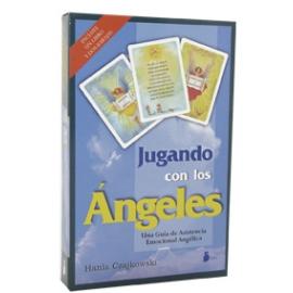 JUGANDO CON LOS ANGELES ESTCUHE (lLIBRO MAS