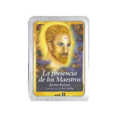 LA PRESENCIA DE LOS MAESTROS (KIT)