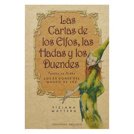 LAS CARTAD DE LOS ELFOS, LAS HADAS Y LOS DUENDES