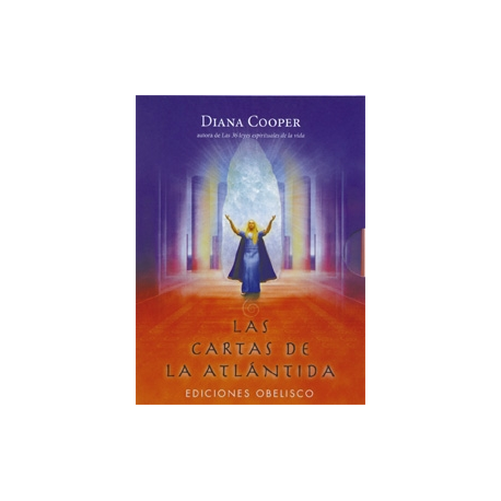 LAS CARTAS DE LA ATLANTIDA (44 CARTAS)