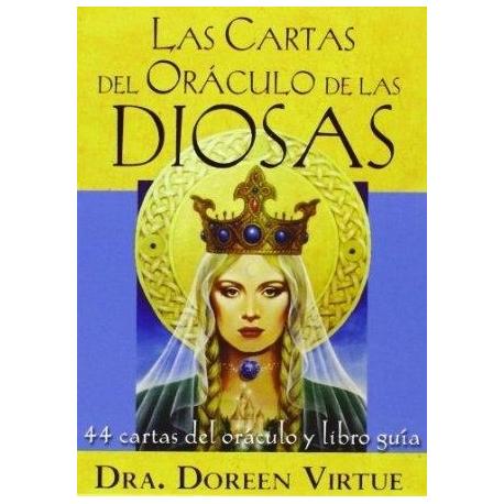 LAS CARTAS DEL ORACULO DE LAS DIOSAS