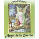 LIBRITO ORACIONES ANGEL DE LA GUARDA 7X5 CM