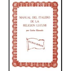 MANUAL DEL ITALERO DE LA RELIGION LUCUMI