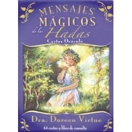 MENSAJES MAGICOS DE LAS HADAS CARTAS ORACULO