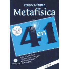 METAFISICA 4 en 1 VOL.2