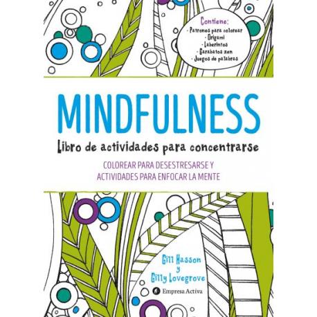MINDFULNESS, LIBRO DE ACTIVIDADES PARA CONCENTRAR