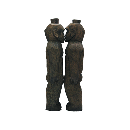 MUÑECO CARGA AMARRE HOMBRE/HOMBRE 22CM