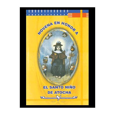 NOVENA A EL SANTO NIÑO DE ATOCHA