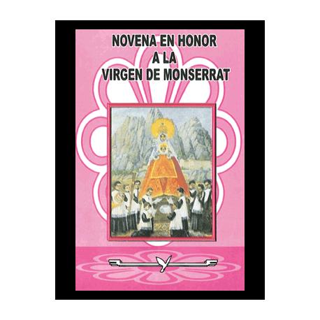 NOVENA A LA VIRGEN DE MONSERRAT