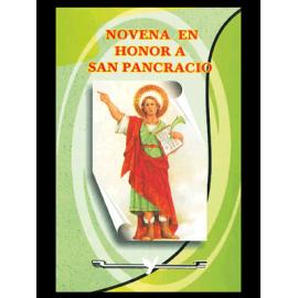 NOVENA A SAN PANCRACIO