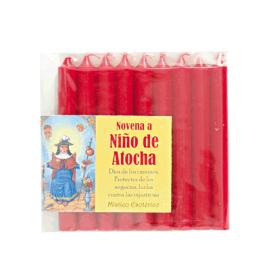 NOVENARIO A NIÑO DE ATOCHA