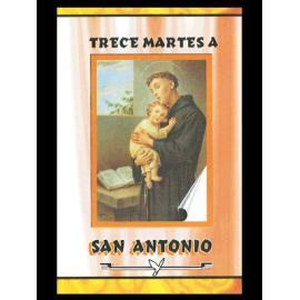 NOVENA SAN ANTONIO PADUA, 13 MARTES