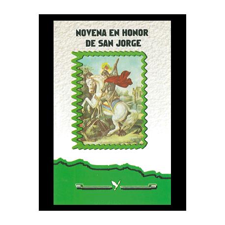 NOVENA SAN JORGE