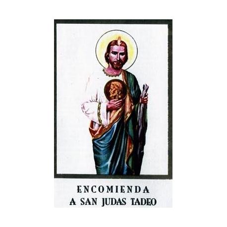 NOVENA SAN JUDAS, ENCOMIENDA