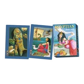 ORACULO EGIPCIO CON LIBRO 52 CARTAS