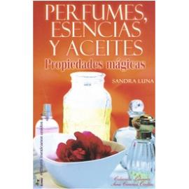 PERFUMES, ESENCIAS Y ACEITES