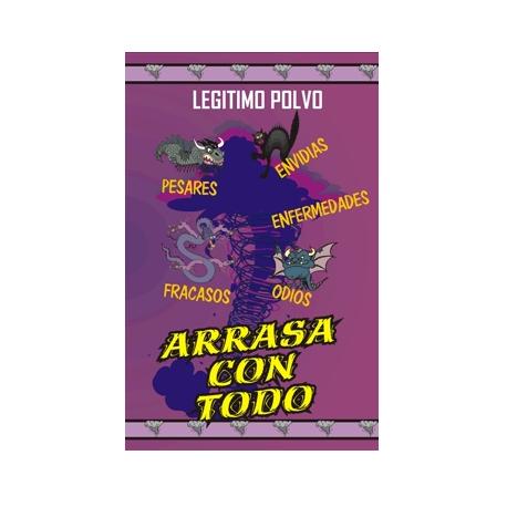 POLVO ARRAZA CON TODO
