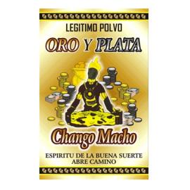 POLVO CHANGO MACHO