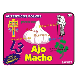 POLVO ESPECIAL AJO MACHO