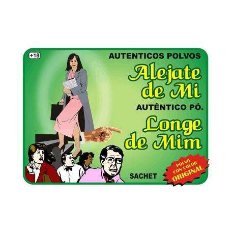 POLVO ESPECIAL ALEJATE DE MI