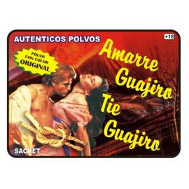 POLVO ESPECIAL AMARRE GUAJIRO