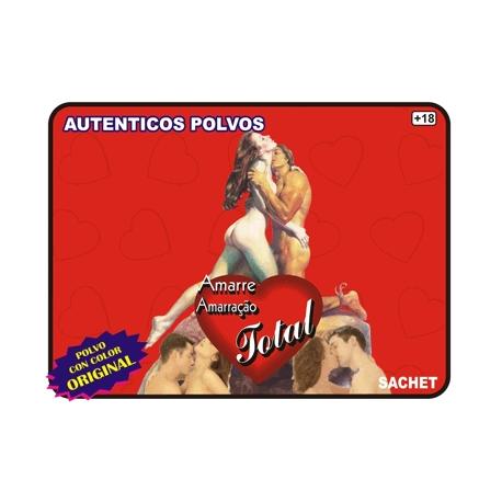 POLVO ESPECIAL AMARRE TOTAL