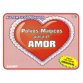 POLVO ESPECIAL AMOR