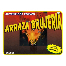 POLVO ESPECIAL ARRAZA BRUJERIA