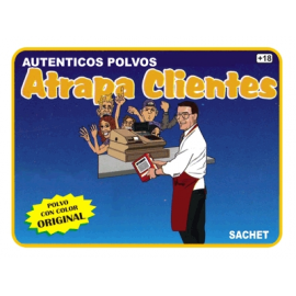 POLVO ESPECIAL ATRAPA CLIENTES